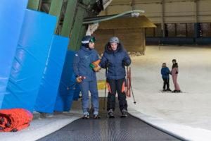 Skizeker Sneeuwhal